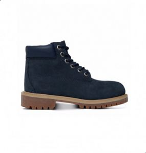 13cbb0a127c Timberland 9477R Premium 6 Inch Water Proof Boot For Boys- Navy Blue