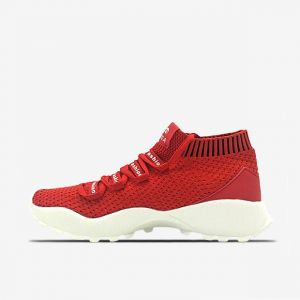 best sneakers 54e88 6001a Fashion Mens Shoes Breathable Mesh Comfort Casual ShoesRedXD177-5