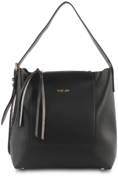 Yuejin Bag For Women Black Shoulder Bags
