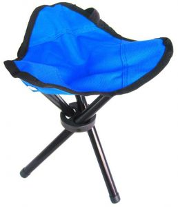 Groovy Auto Portable Folding Seat Stool Chair Lightweight Steel Outdoor Picnic Camping Hiking Fishing Triangular Tripod Chair Ibusinesslaw Wood Chair Design Ideas Ibusinesslaworg
