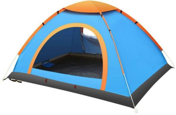 6af9af4c5f1 3-4 People Camping Tents Pop Up Instant Automatic Backpacking Dome Tents  Waterproof Tent for Outdoor Sports Travel Beach Picnic