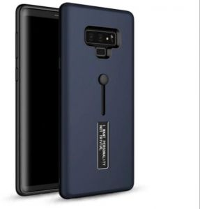 shock proof hybrid pc tpu bumper for samsung galaxy note 9 case back cover