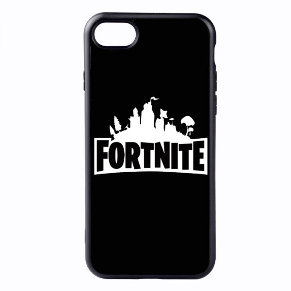 Fortnite Patter Cool Mobile Phone Case Protective Anti Scratch Anti-Fall  Shorck Absorption Back Cover For Apple iPhone 7 Plus & 8 Plus
