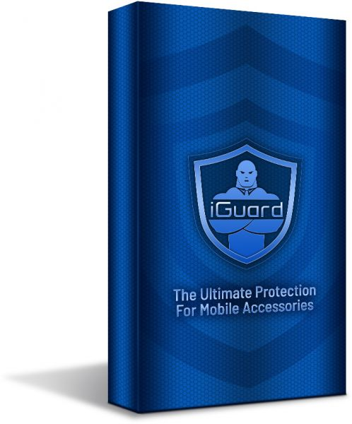 iGuard 5D Glass Screen Protector for Samsung Galaxy A6 Plus (2018)