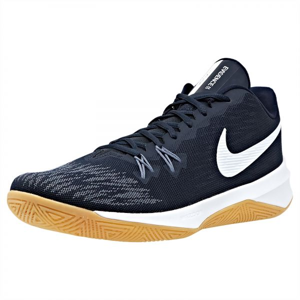 Nike NIKE ZOOM EVIDENCE II Basketball Shoe For Men  ca22656ad