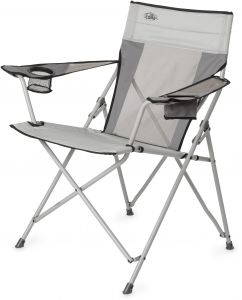 Core Padded Mesh Tension Camping , Outdoor , Garden And Picnic Chair