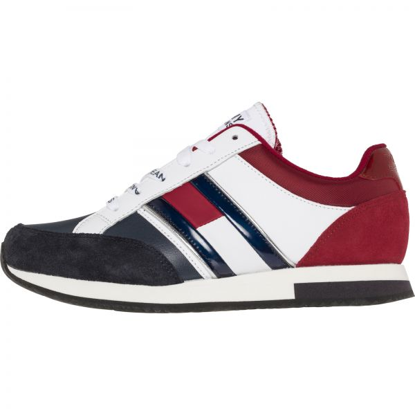 24aba6503 Tommy Hilfiger Low Cut-Sneakers For Women - Rwb