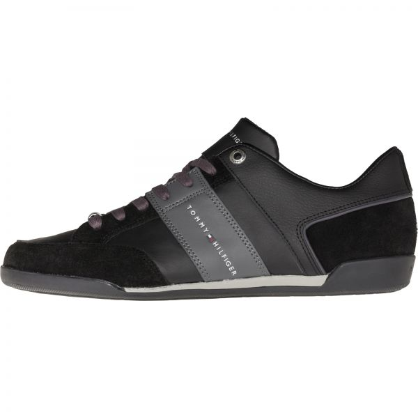 0cf481a77f8d7 Tommy Hilfiger Low Cut-Sneakers For Men - Black