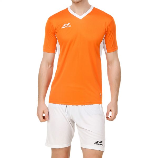 Nivia Encounter Football Jersey Set for Men - Multi Color d95b8ec69