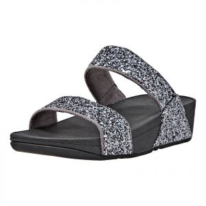 aa18a9a3b2e Fitflop Glitterball Slide Sandals For Women