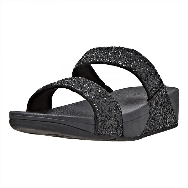 92a961a4cc16ba Fitflop Glitterball Slide Sandals For Women