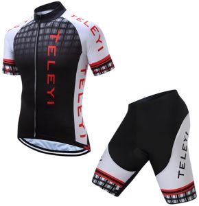 19a660eac42 Summer bicycle sports suit mountain biking clothing short sleeve shorts  cycling suit bike men and women with moisture absorption perspiration fast  dry ...