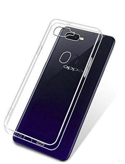 Case Clear For Oppo A3S