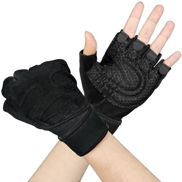 Fitness Gloves Gym Weight Lifting Body Building Exercise Workout
