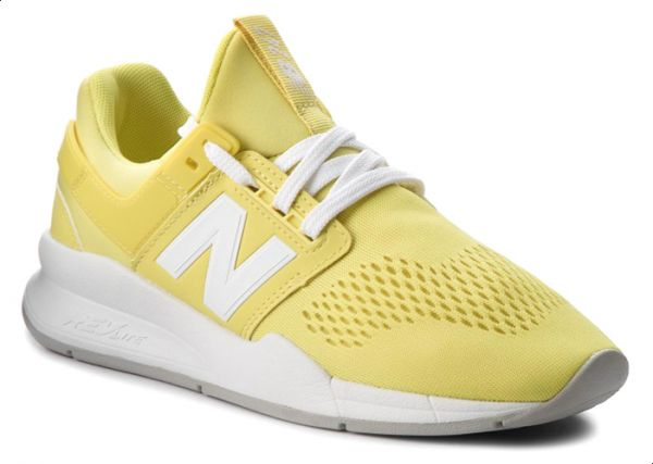 en soldes c0c52 25940 New Balance NB-247 Training Sneakers For Women - Yellow