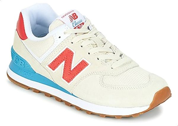 8c6493f026ea3 New Balance NB-574 Walking Sneakers For Women - Multi Color | Souq - Egypt