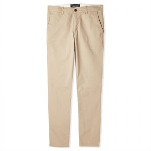 Lyle & Scott Skinny Fit Chino For Men - Nude