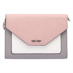 c9ff09c41498 Nine West Flap bag for Women - Grey and Pink