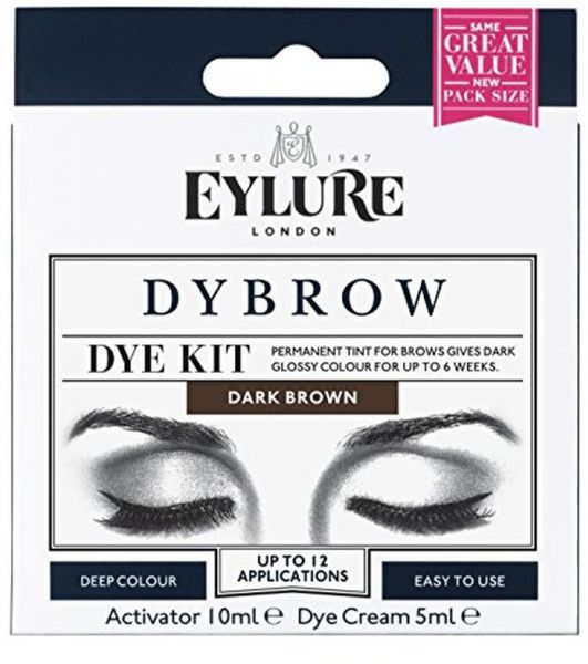 Eylure Pro Brow Dye Kit Brown Souq Uae