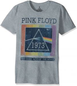 d5be1928985 Pink Floyd Unisex-Adults Dark Side of The Moon Short Sleeve T-Shirt