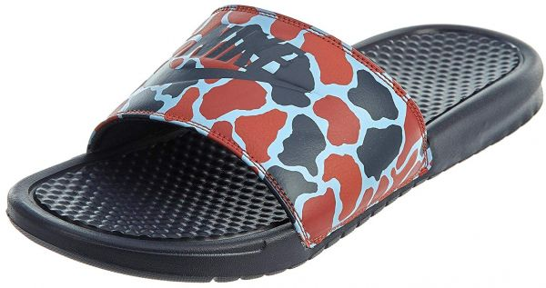 85d78236a65 Nike Benassi Jdi Print Slides For Men