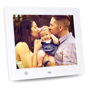 Buy Merlin 8 Inch Digital Photo Frame 7008417 Coopiceklasse