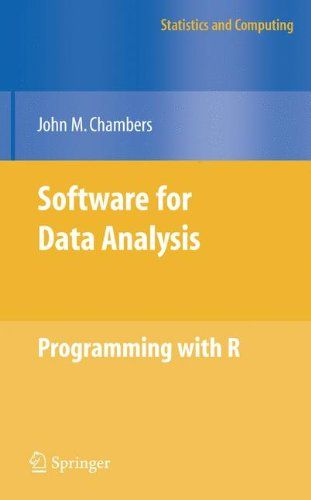 Software for Data Analysis: Programming with R (Statistics