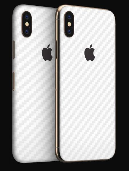 White Carbon - Dbrand iPhone XS Max Skin | KSA | Souq
