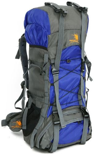e9af6488cd FREE KNIGHT Water Resistant Nylon Mountaineering Travel Hiking Backpack