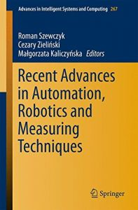informatics in control automation and robotics yang dehuai