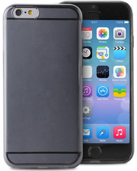 PURO CRYSTAL COVER IPHONE 6 AND 6S 4 7