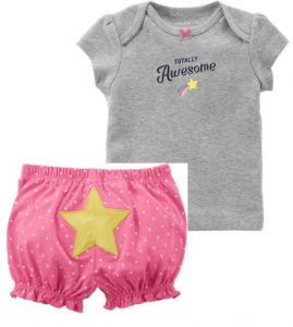 Carters Two Pieces Wear For Girls