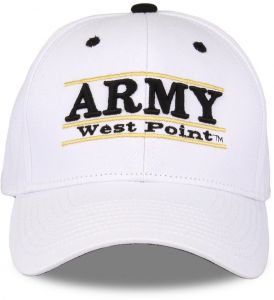 838cd993060 The Game NCAA Army Black Knights Unisex NCAA bar Design Hat
