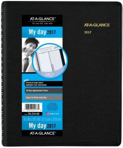 buy office the and daily planner time factory at a glance