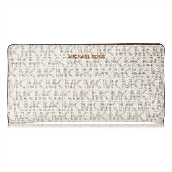 bb0e528a Michael Kors Wallet Set For Women - Off White | KSA | Souq