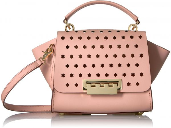 ZAC Zac Posen Eartha Mini Chain Crossbody-Colorblock 41ba12ec9ec55
