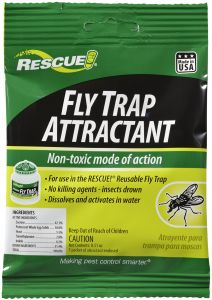 Non-Toxic Reusable Fly Trap Attractant Refill