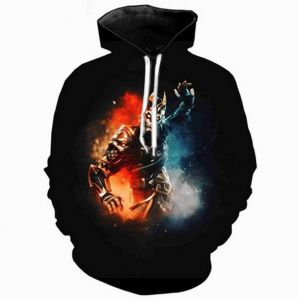 Fortnite 3D Digital Color Printing Famous Game Fortnite Battle Royal Long  Sleeve Inside Fleece Cotton Casual Pullover Hoodie Sweater Sweatshirt Jacket  for ... 6f5ec8b599