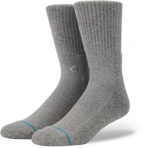 4553e38e6 Stance Men s Icon Classic Crew Socks