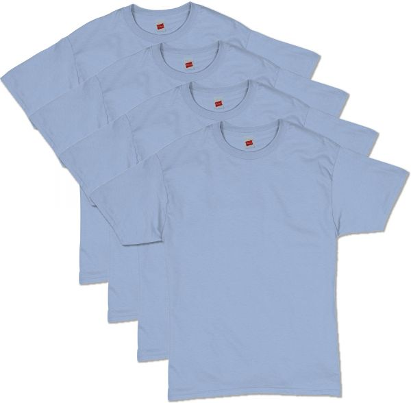 Hanes Men s Comfortsoft T-Shirt (Pack Of 4) d5e4ab0cc