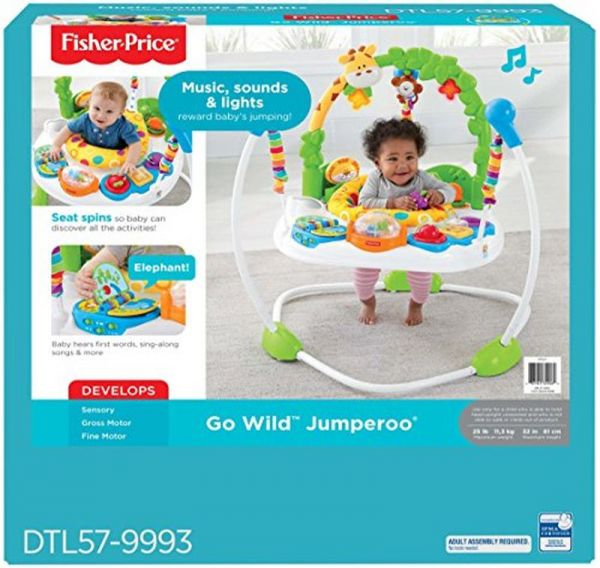 9d6fbeb624d5 Fisher- Go Wild Jumperoo