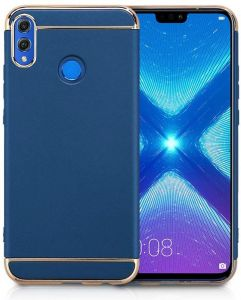 Huawei Honor 8x Blue Hard PC Case Cover