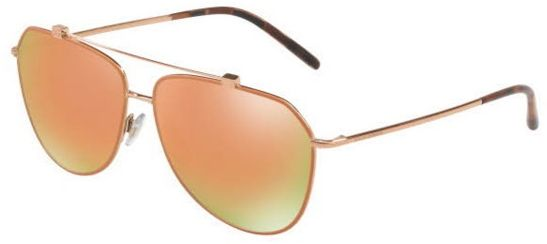 30713f5fe0cc Dolce & Gabbana Aviator Sunglasses For Women - Multi Color, 2190, 59, 1298,  4Z