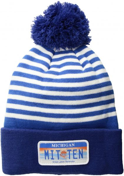 9fb05378982 Cirque Mountain Apparel Michigan License Beanie