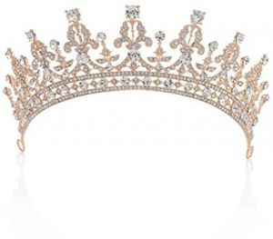 00a0e25df72a Buy rose party pageant tiara