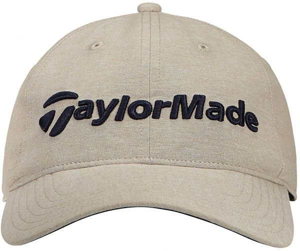 TaylorMade Golf 2018 Men s Lifestyle Tradition Lite Heather Hat ... f1db4d945b3d