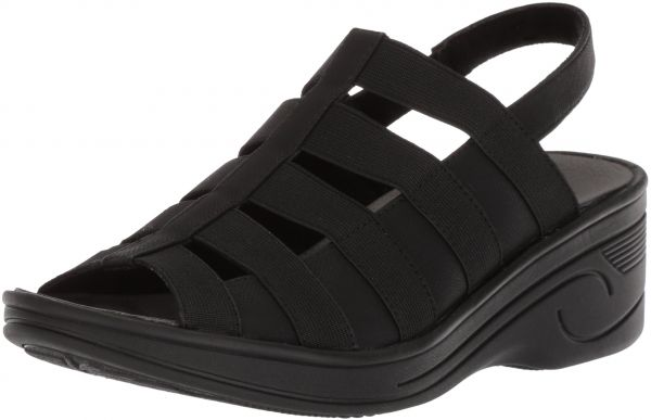 d5bc9b54b3e96 Easy Street Women s Floaty Wedge Sandal