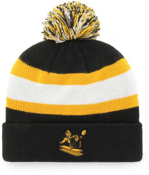 ed82caaf206 OTS NFL Pittsburgh Steelers Male Rush Down Legacy Cuff Knit Cap with ...