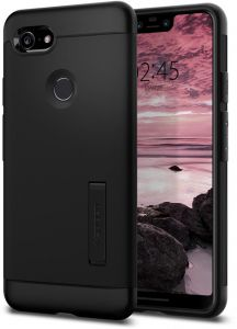 Spigen Google Pixel 3 XL Slim Armor cover / case - Black