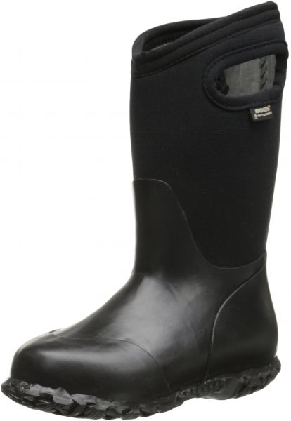 bd0698868 Bogs Durham Kids Toddler Waterproof Snow Boot for Boys and Girls ...